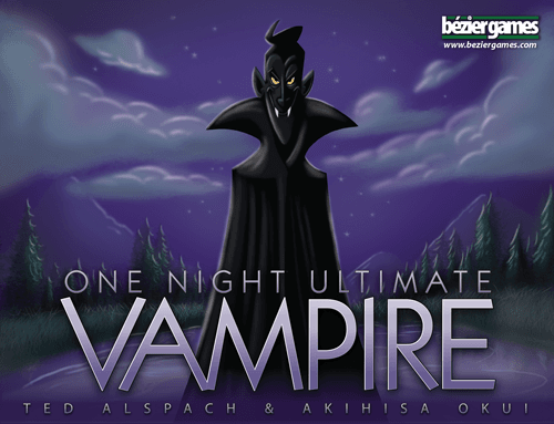 One Night Ultimate Vampire Cover