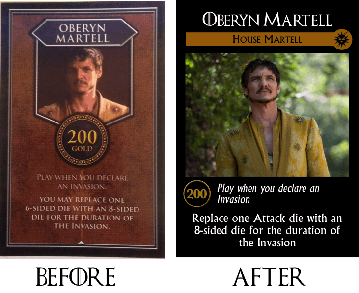 Character card redesign + additional characters | Risk ...