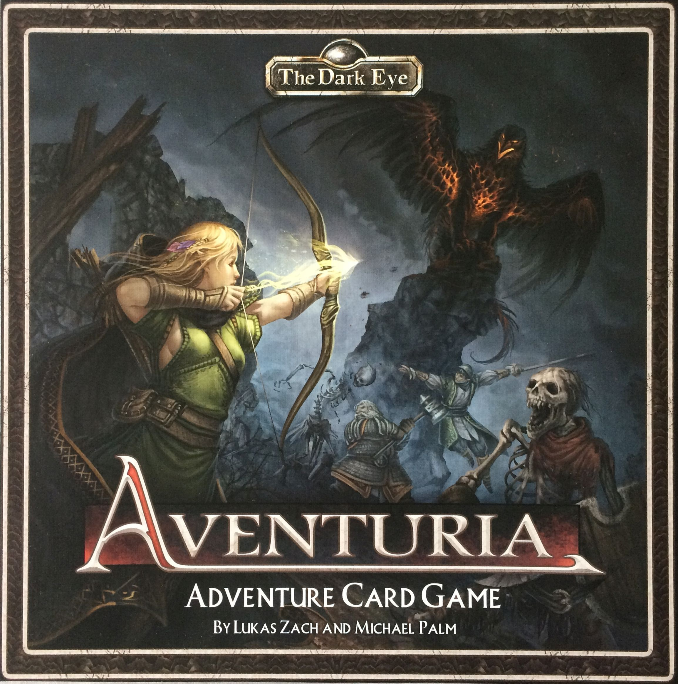 Aventuria: Adventure Card Game