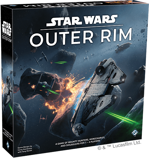 Main image for Star Wars: Outer Rim