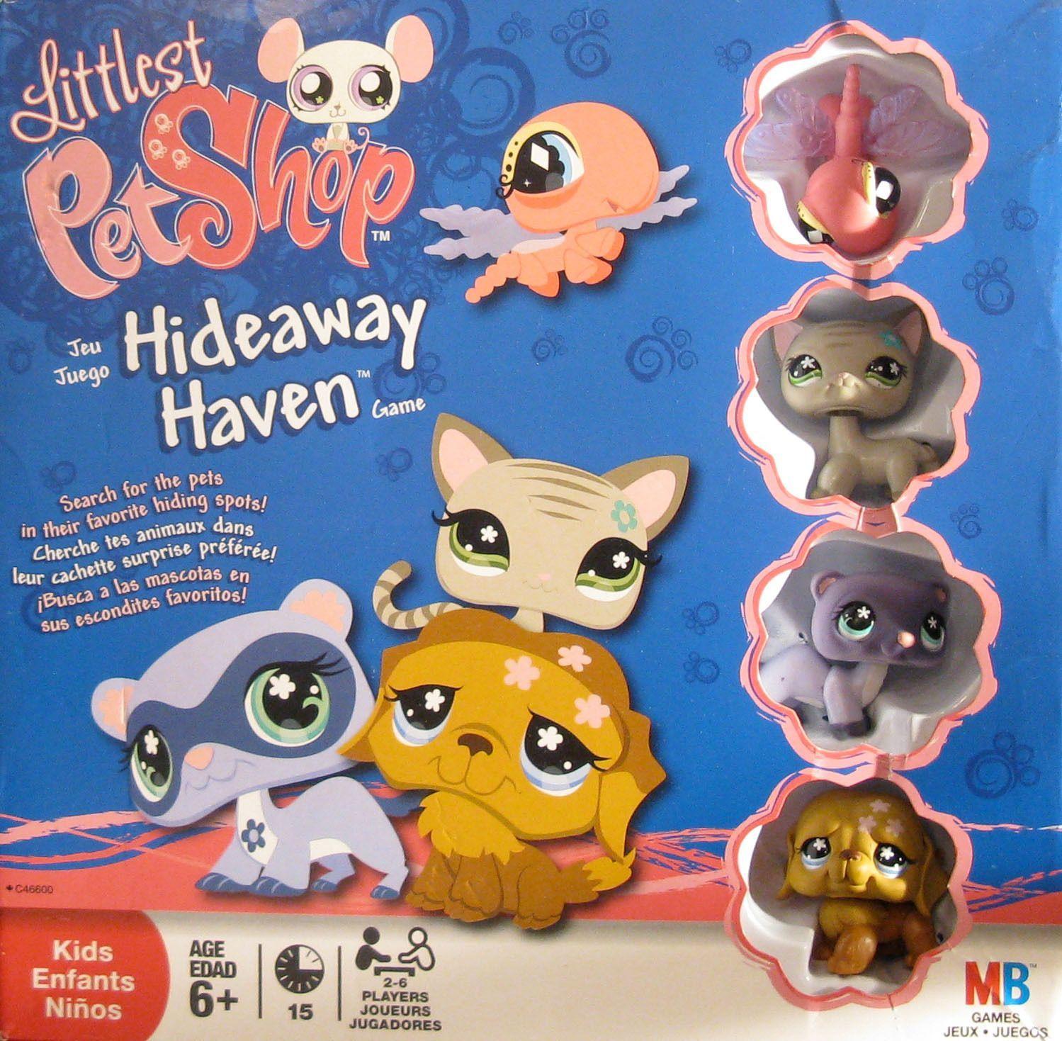 Littlest Pet Shop: Hideaway Haven Game