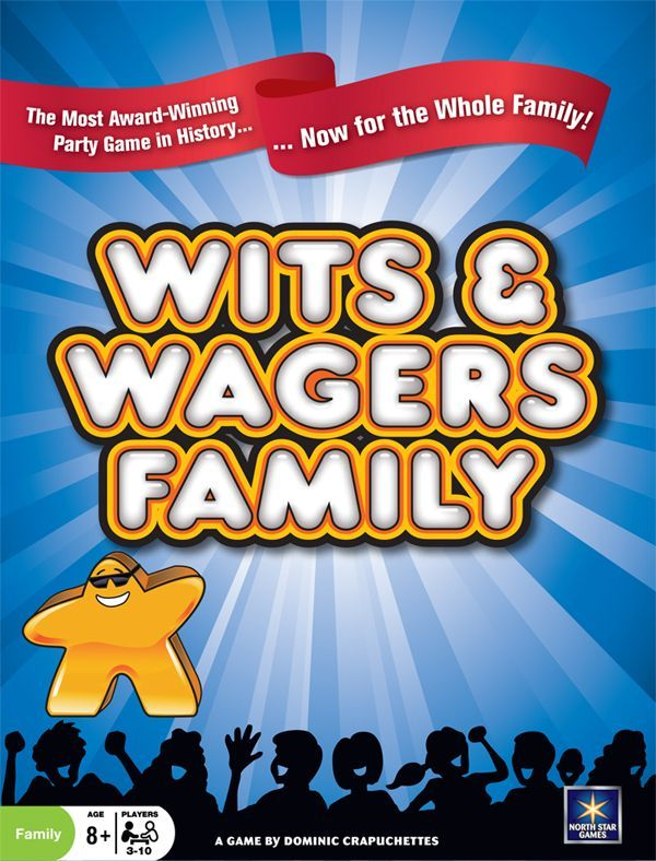 Main image for Wits & Wagers Family