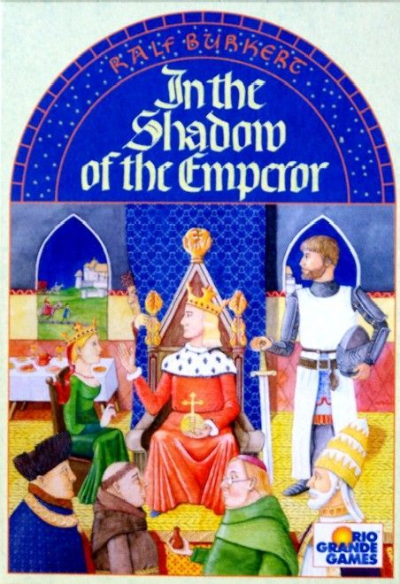 Main image for In the Shadow of the Emperor