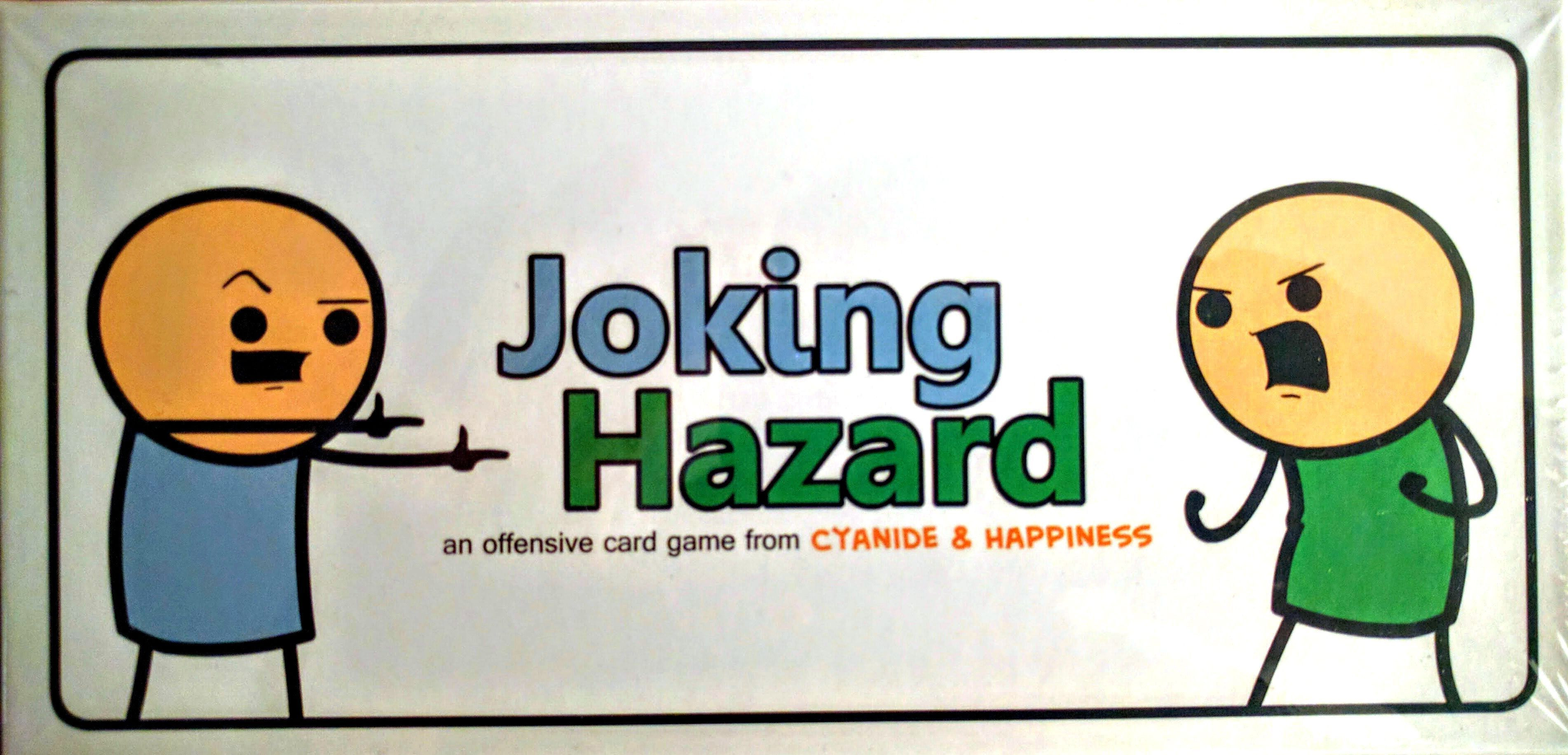 Main image for Joking Hazard