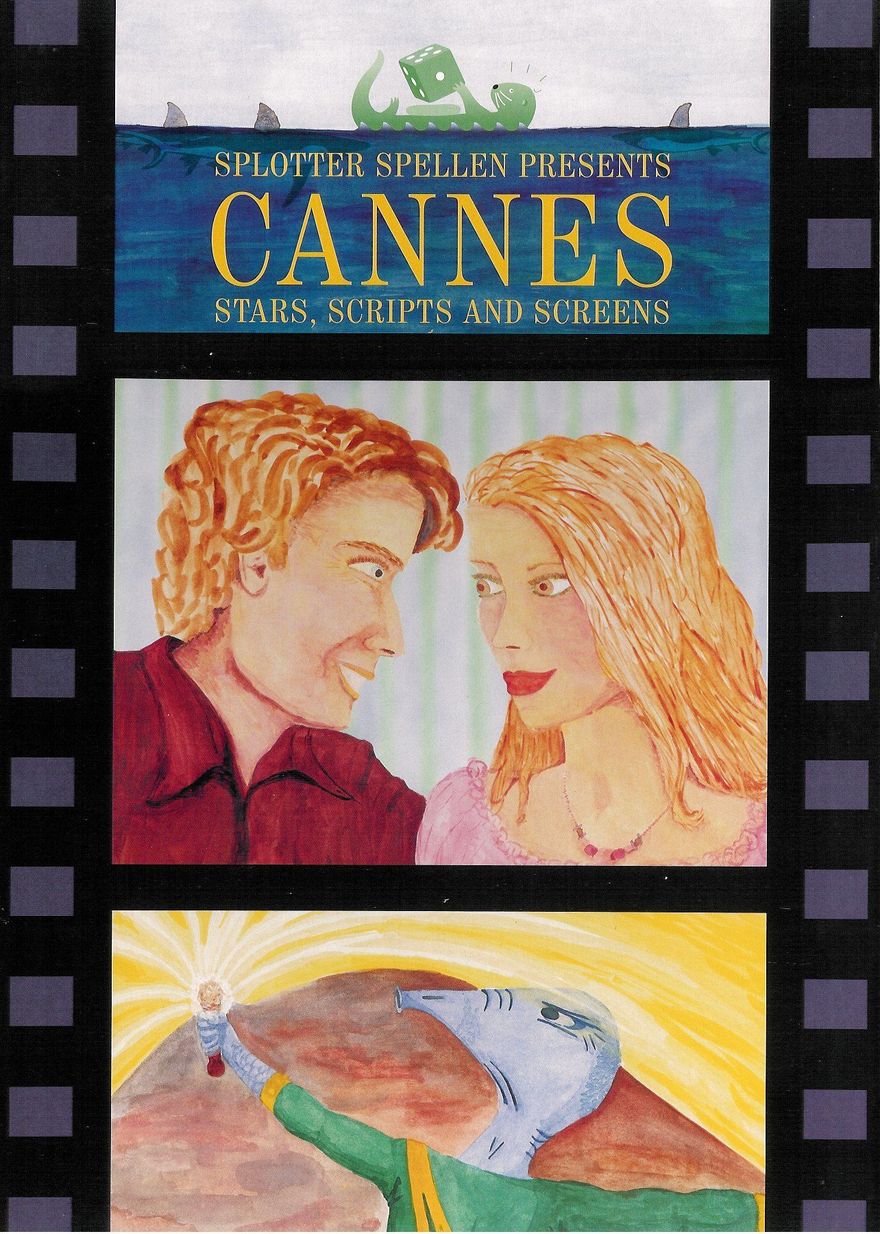 Cannes: Stars, Scripts and Screens