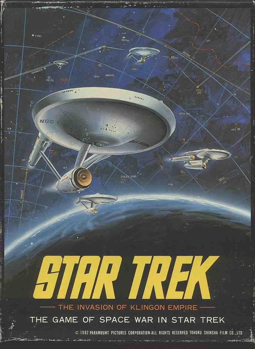 Star Trek: The Invasion of Klingon Empire