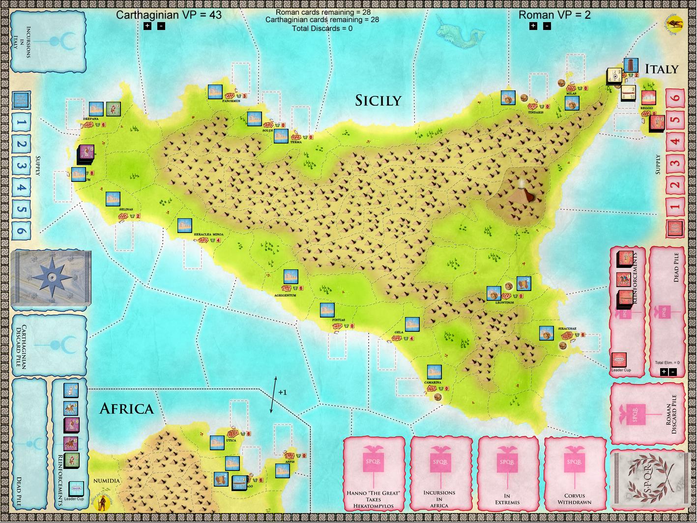 Punic Island: A hidden gem? | Campaign Commander Volume III: Punic