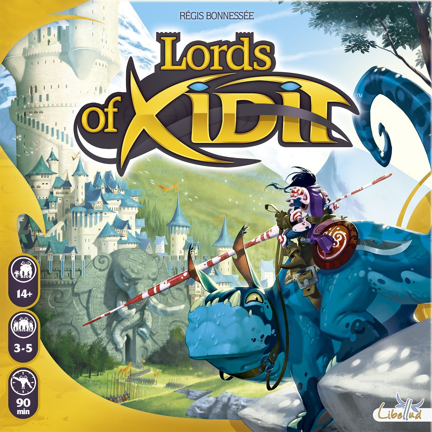 Lords of Xidit Cover