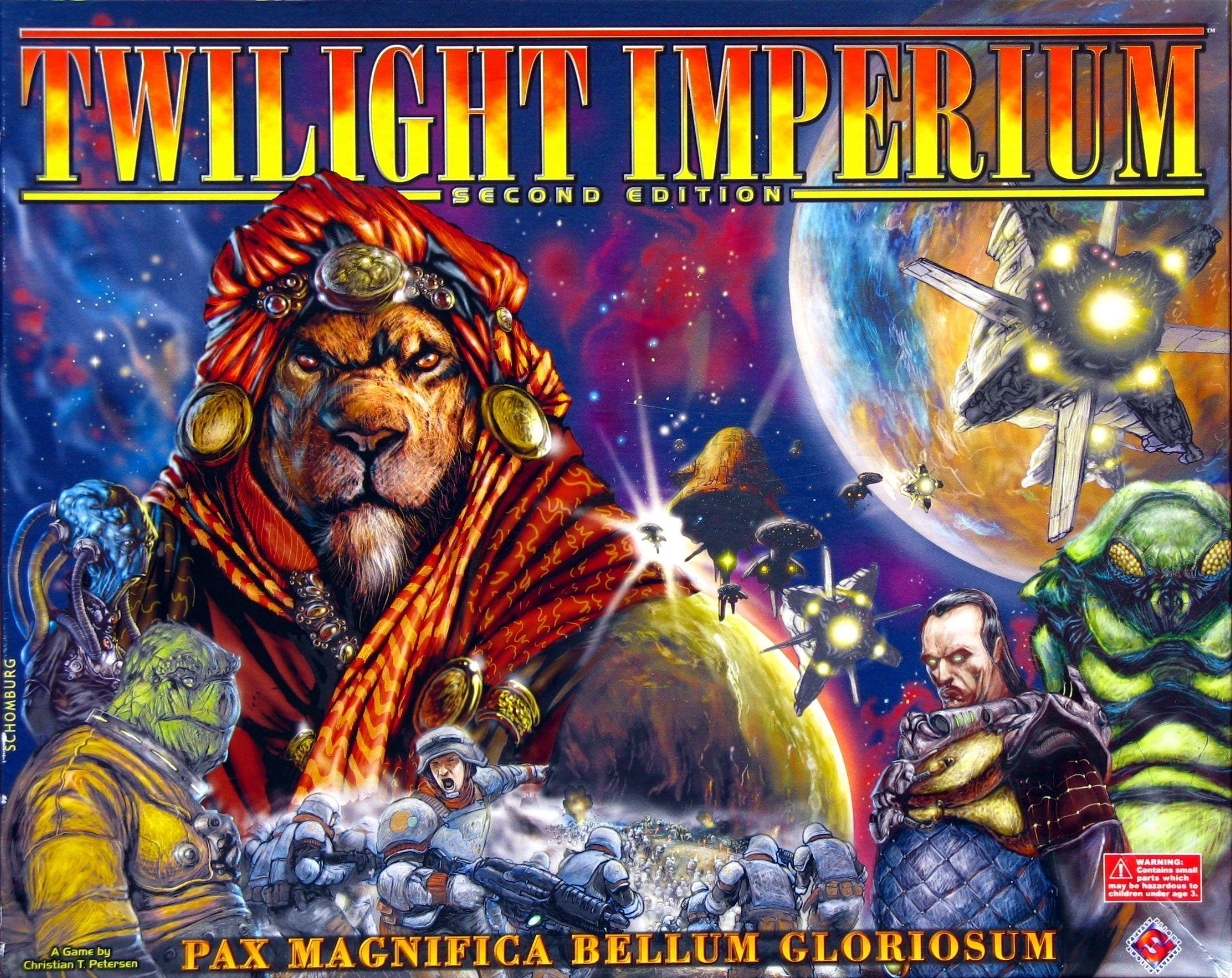 Twilight Imperium (Second Edition)