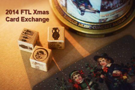 2014 FTL Christmas Card Exchange sign-ups | FTL Con Guild