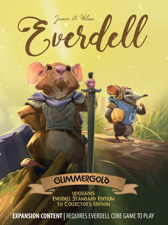Everdell: Glimmergold Pack