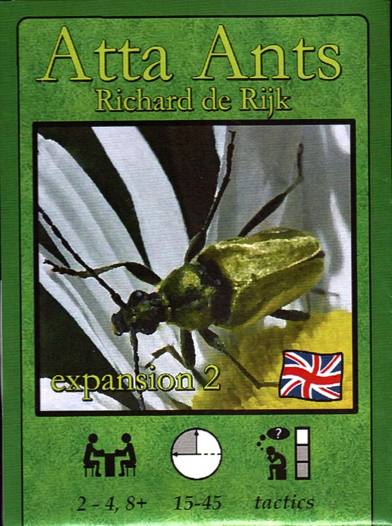 Atta Ants Expansion 2