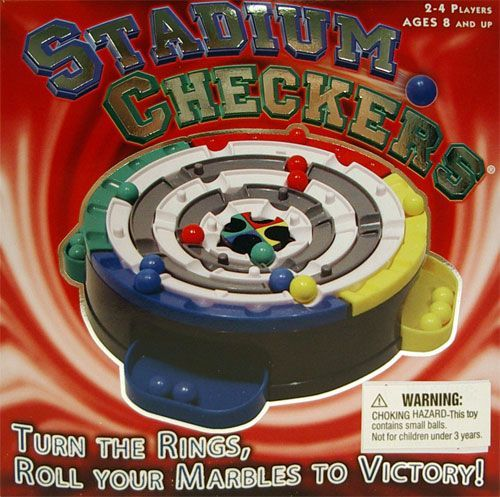 Stadium Checkers