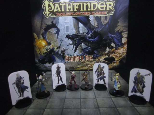 A Beginners View of the Pathfinder Roleplaying Game: Beginner Box