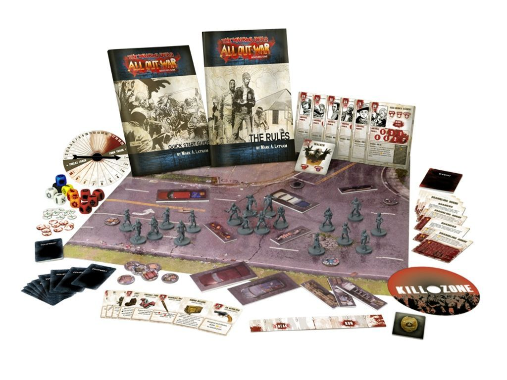 Main image for The Walking Dead: All Out War