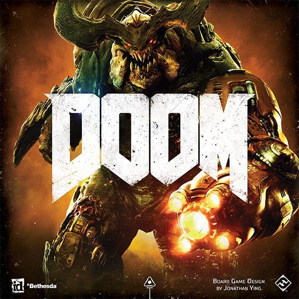 Main image for DOOM: The Board Game