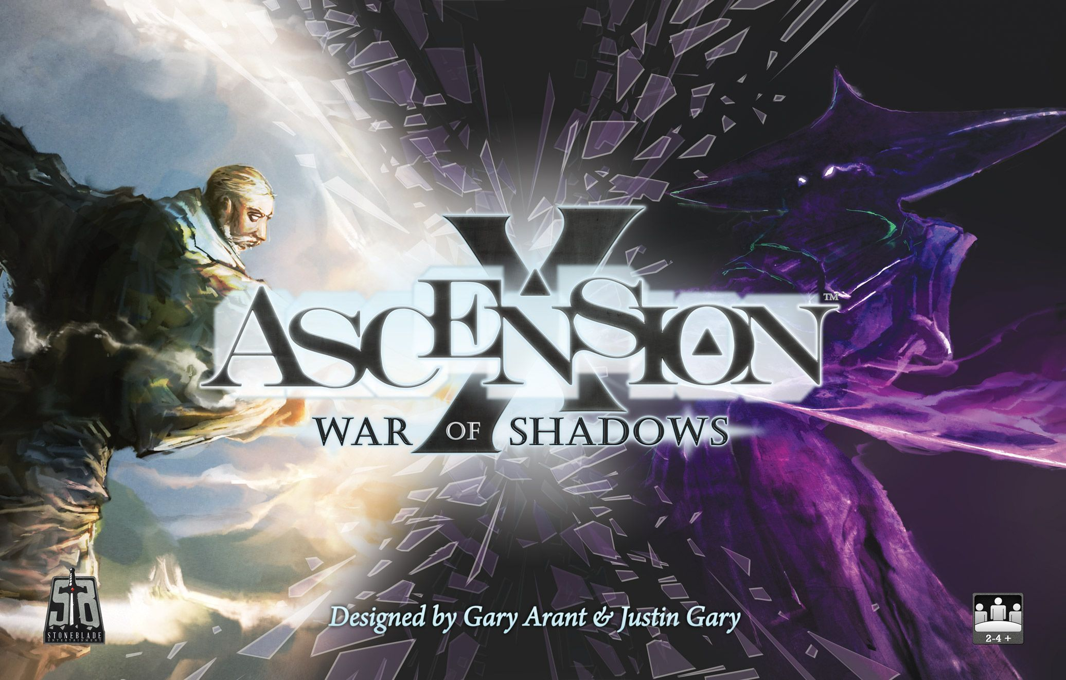 Main image for Ascension X: War of Shadows board game