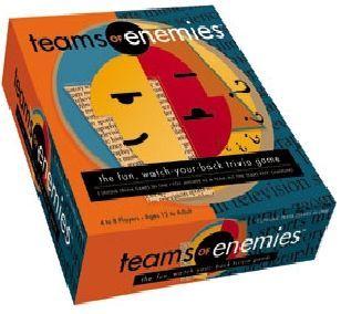 Teams of Enemies