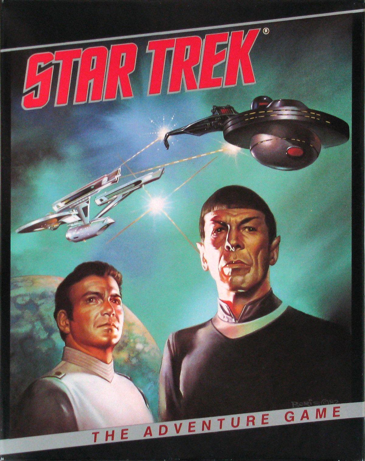 Star Trek: The Adventure Game