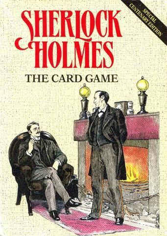 Sherlock Holmes: The Card Game