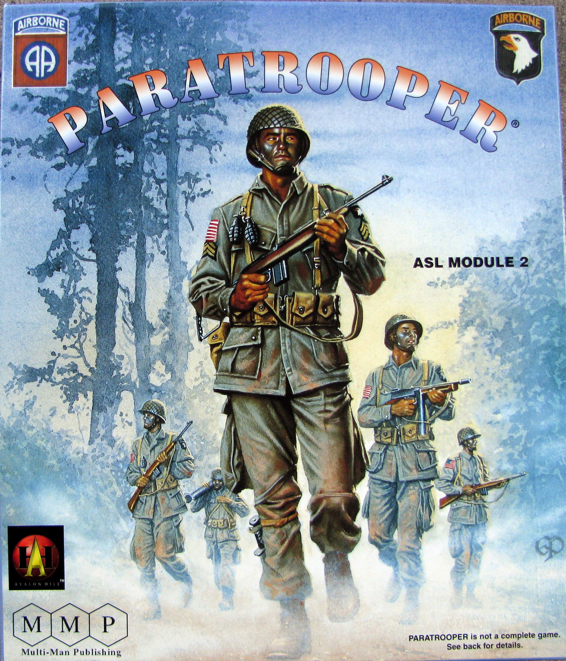 Paratrooper: ASL Module 2