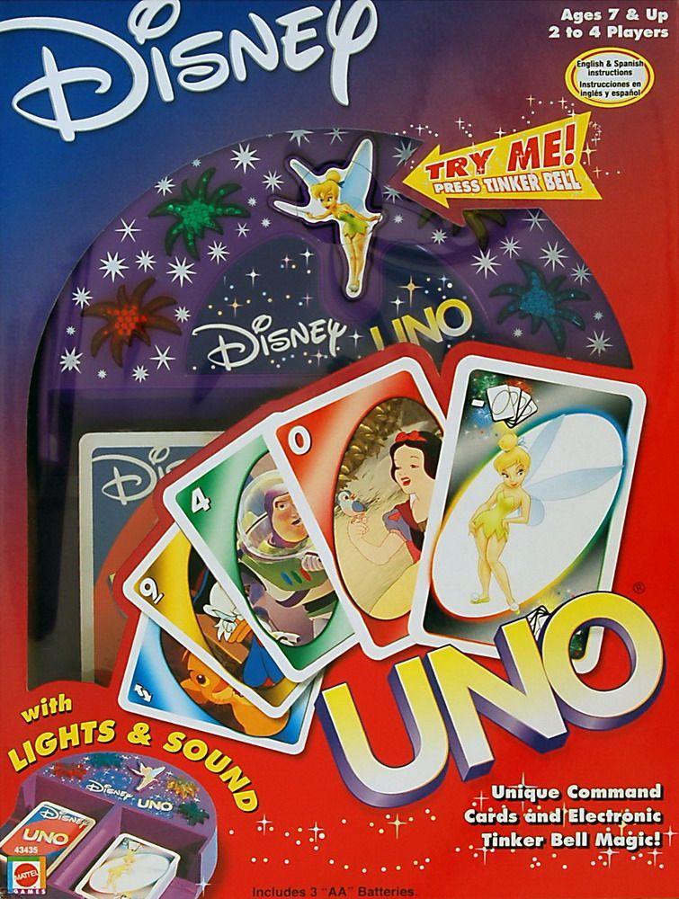 UNO: Disney