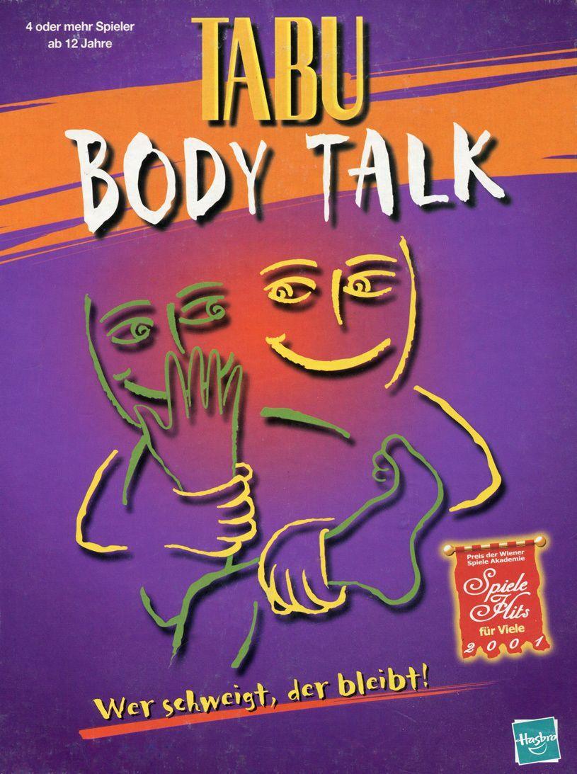 Tabu Body Talk