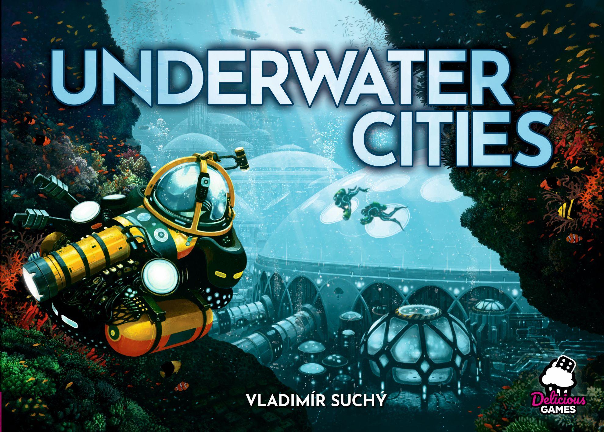 Main image for Underwater Cities