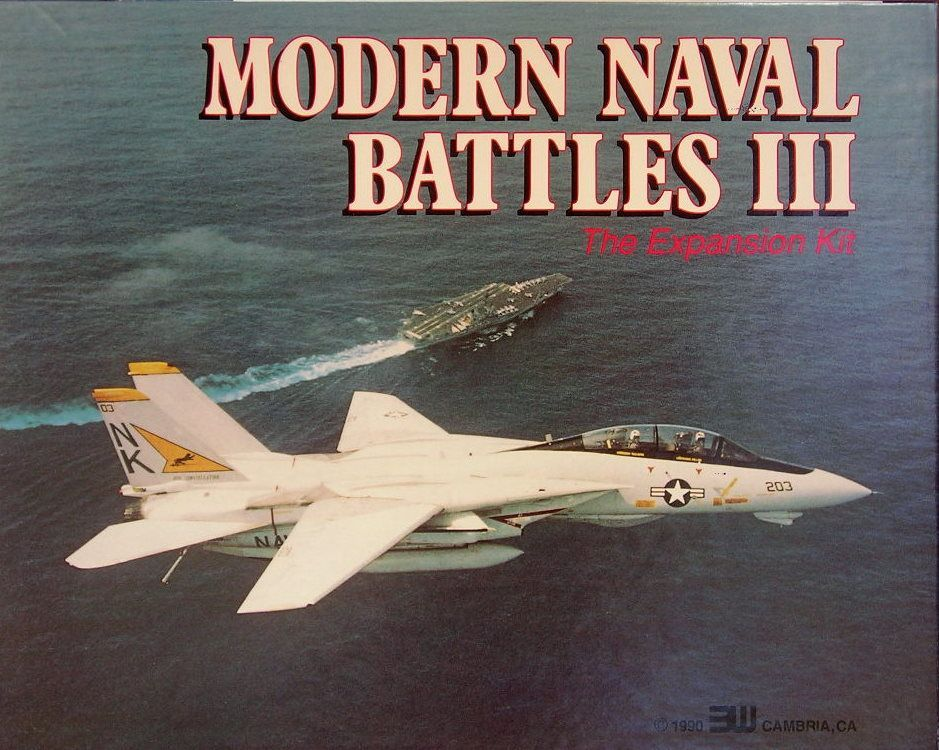Modern Naval Battles III