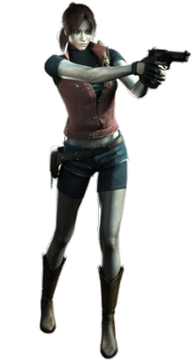 Character: Claire Redfield