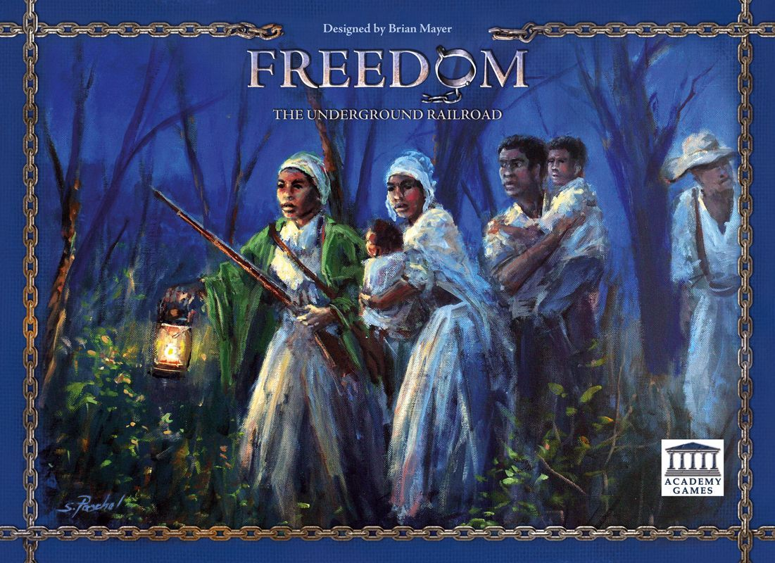 Main image for Freedom: The Underground Railroad