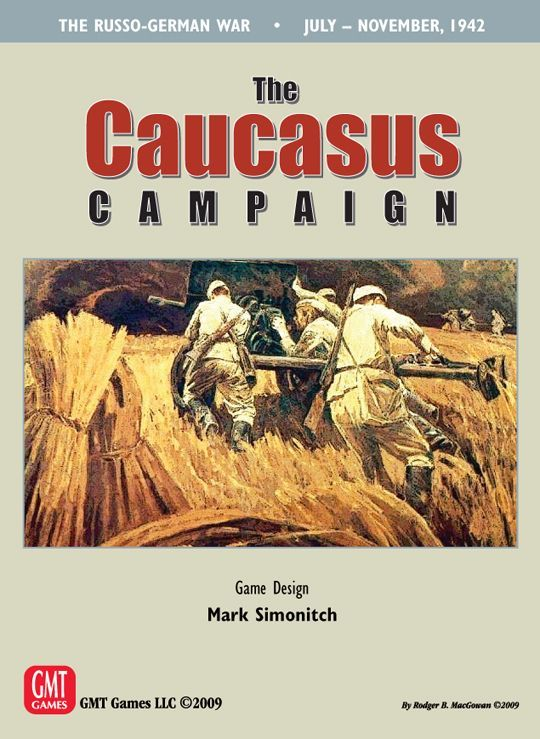 Main image for The Caucasus Campaign