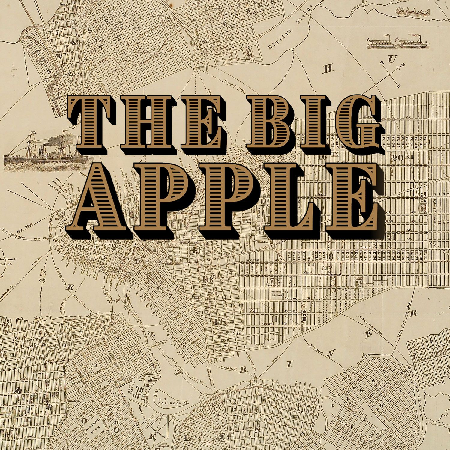 The Big Apple - Portada