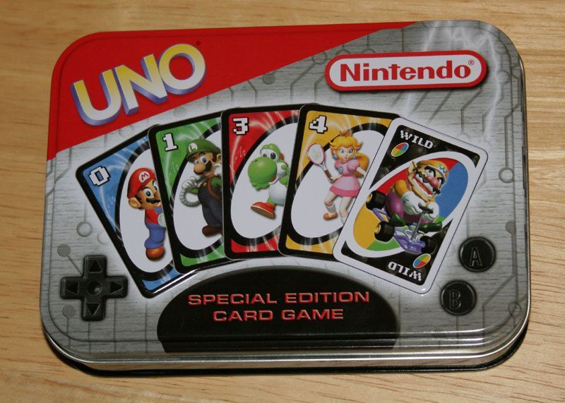 UNO: Nintendo