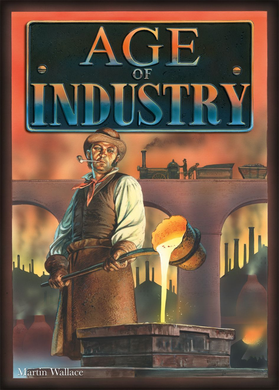Main image for Age of Industry board game