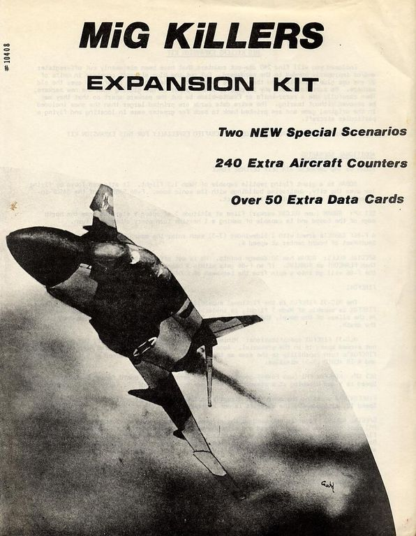 MiG Killers Expansion Kit