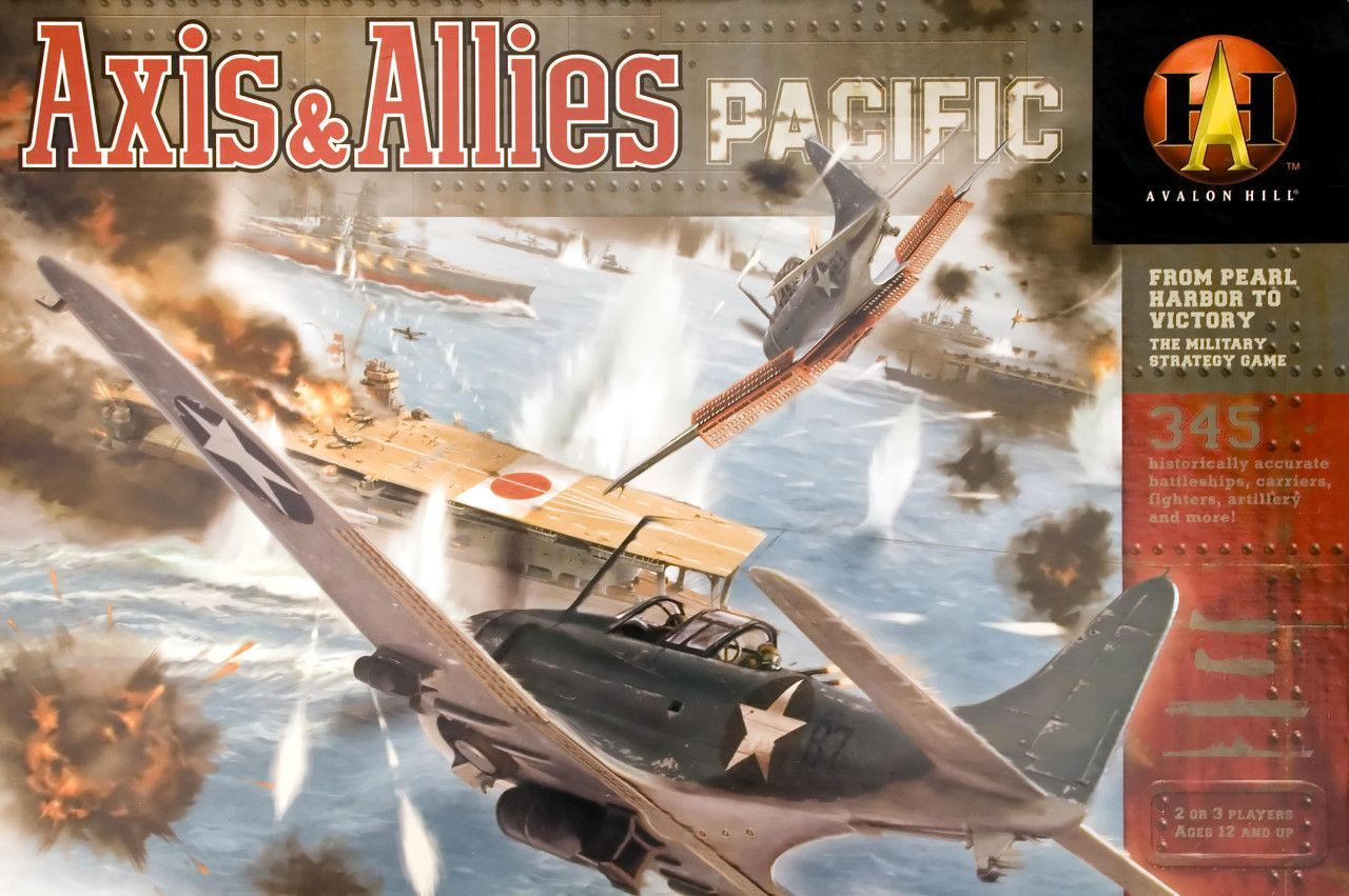 Main image for Axis & Allies: Pacific board game