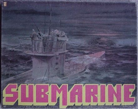 Looking for a Tactical Submarine/Naval Game | Wargames | BoardGameGeek
