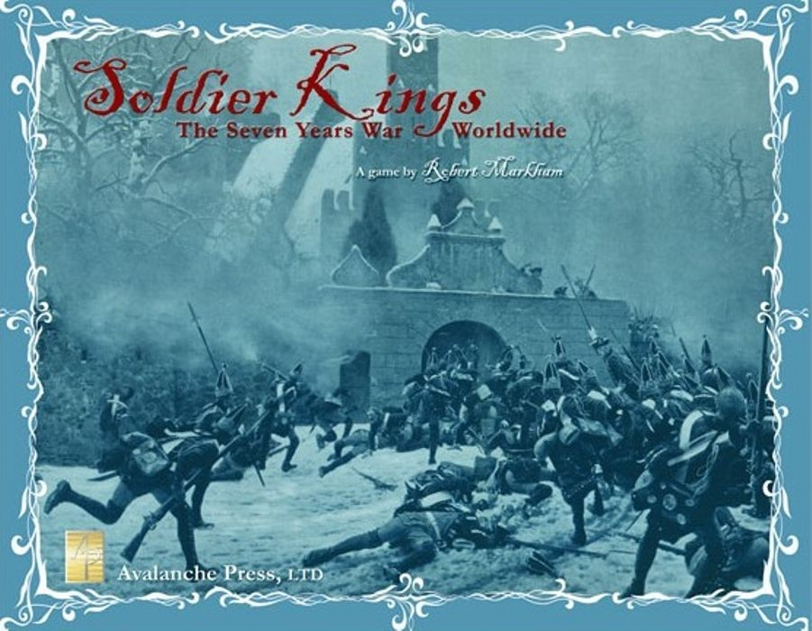 Soldier Kings: The Seven Years War Worldwide