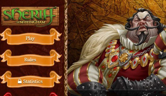 First Look: Sheriff of Nottingham Companion App | iOS Board