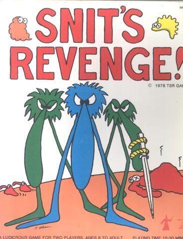 Snit's Revenge