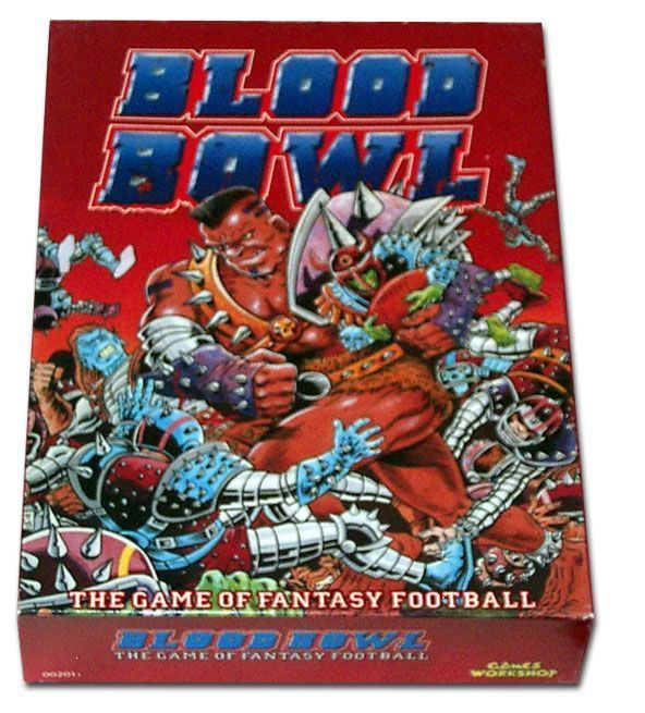 Blood Bowl (first edition)