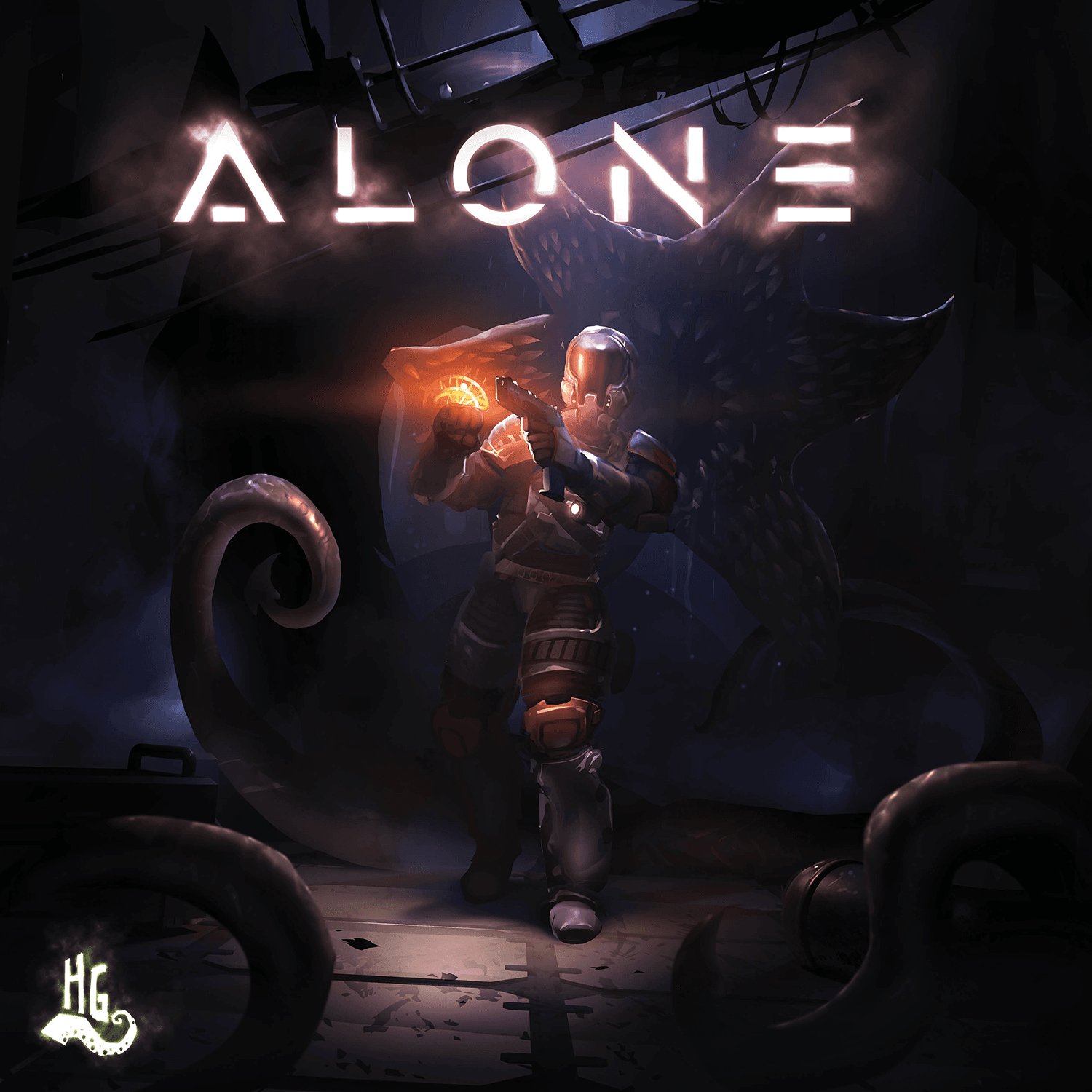 Main image for Alone board game