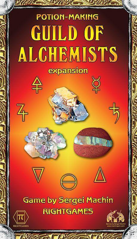 Potion-Making: Guild Of Alchemists