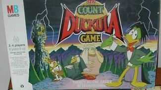 The Count Duckula Game