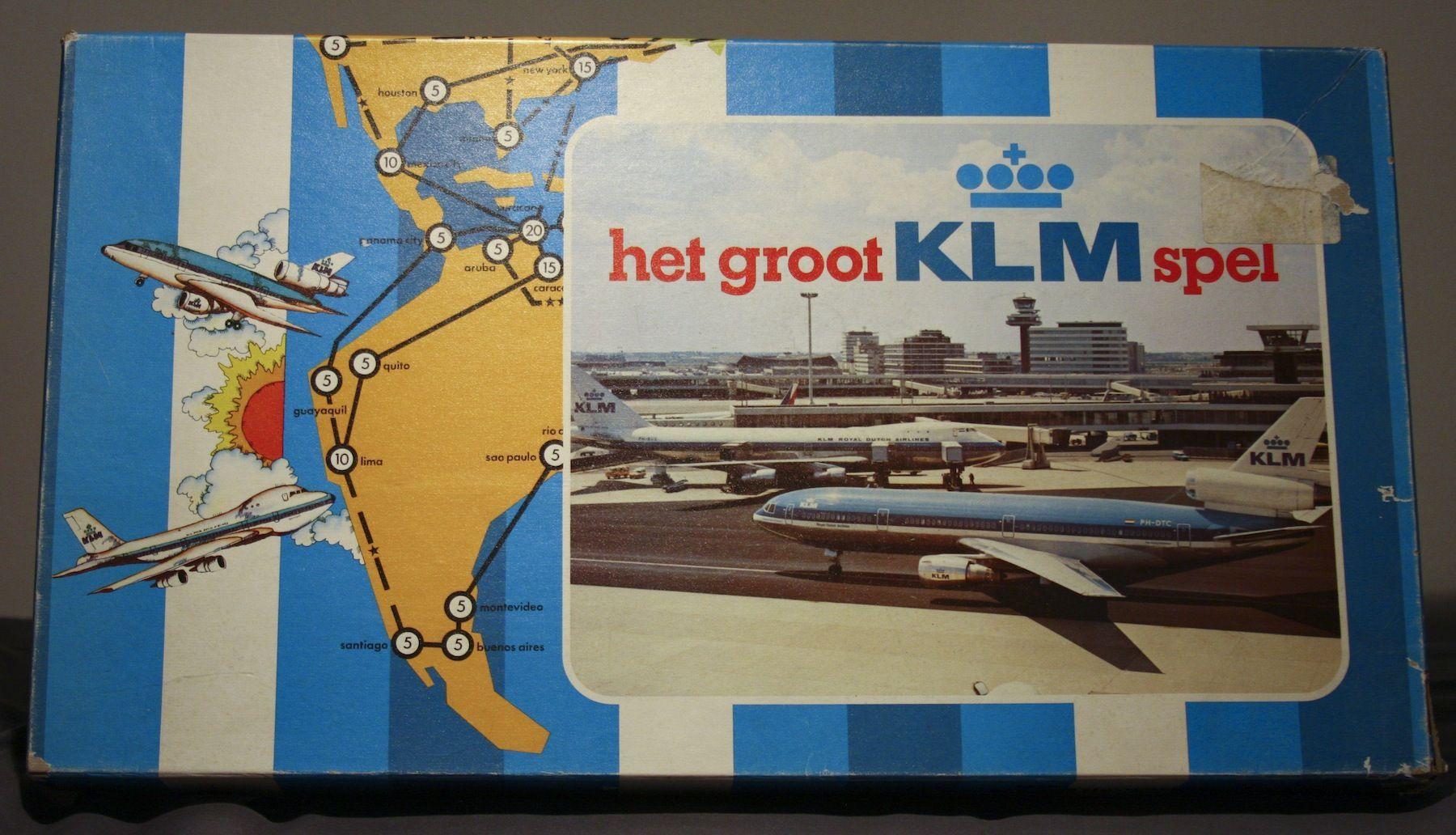 Het Groot KLM Spel