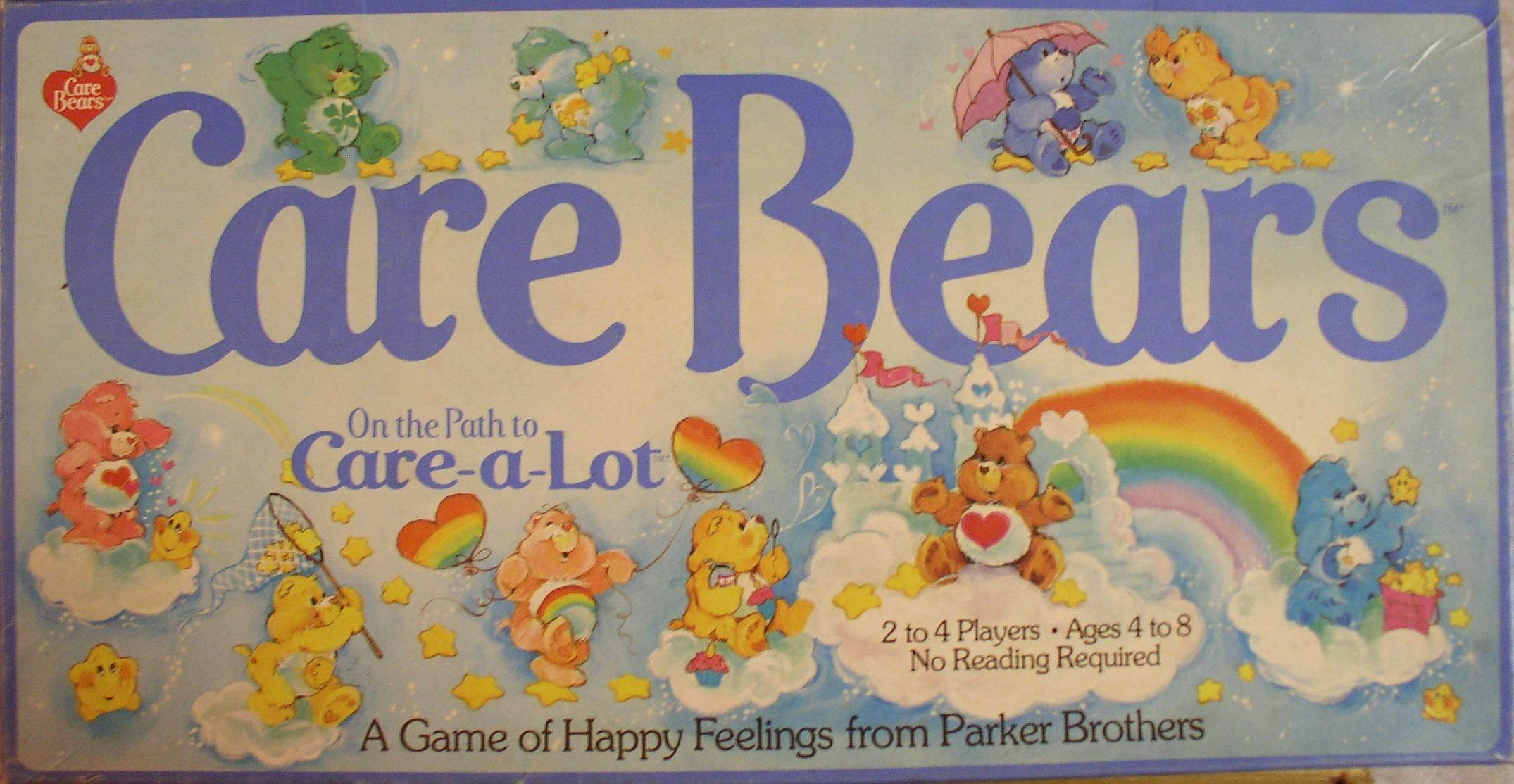 Care Bears: On the Path to Care-a-Lot
