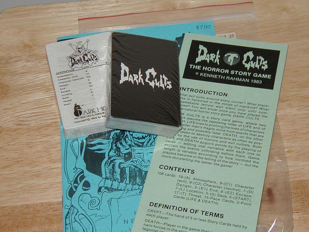 Dark Cults