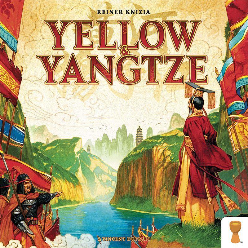 Yellow и Янгцы