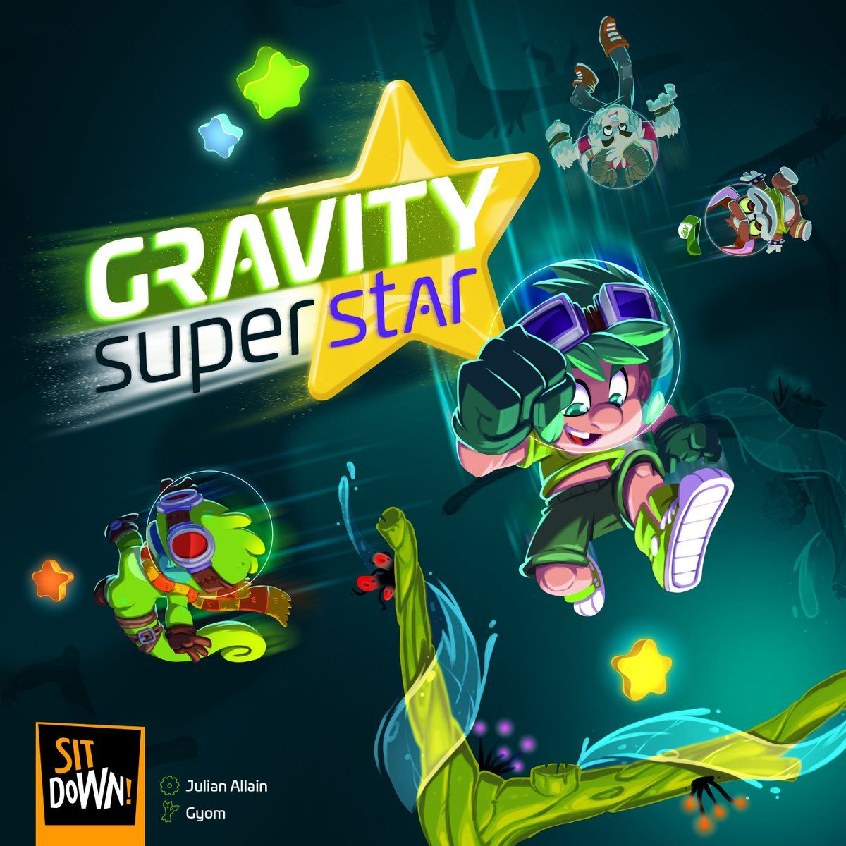 Cover Gravity Superstar